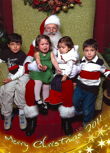Santa, Part Deux