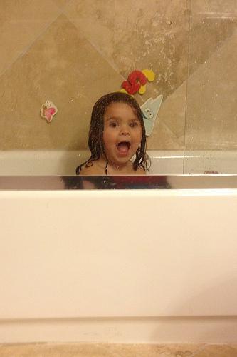 Bath Time Is Fun Time