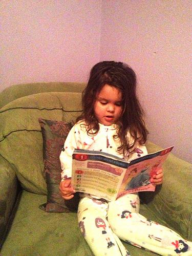 Reading To Me