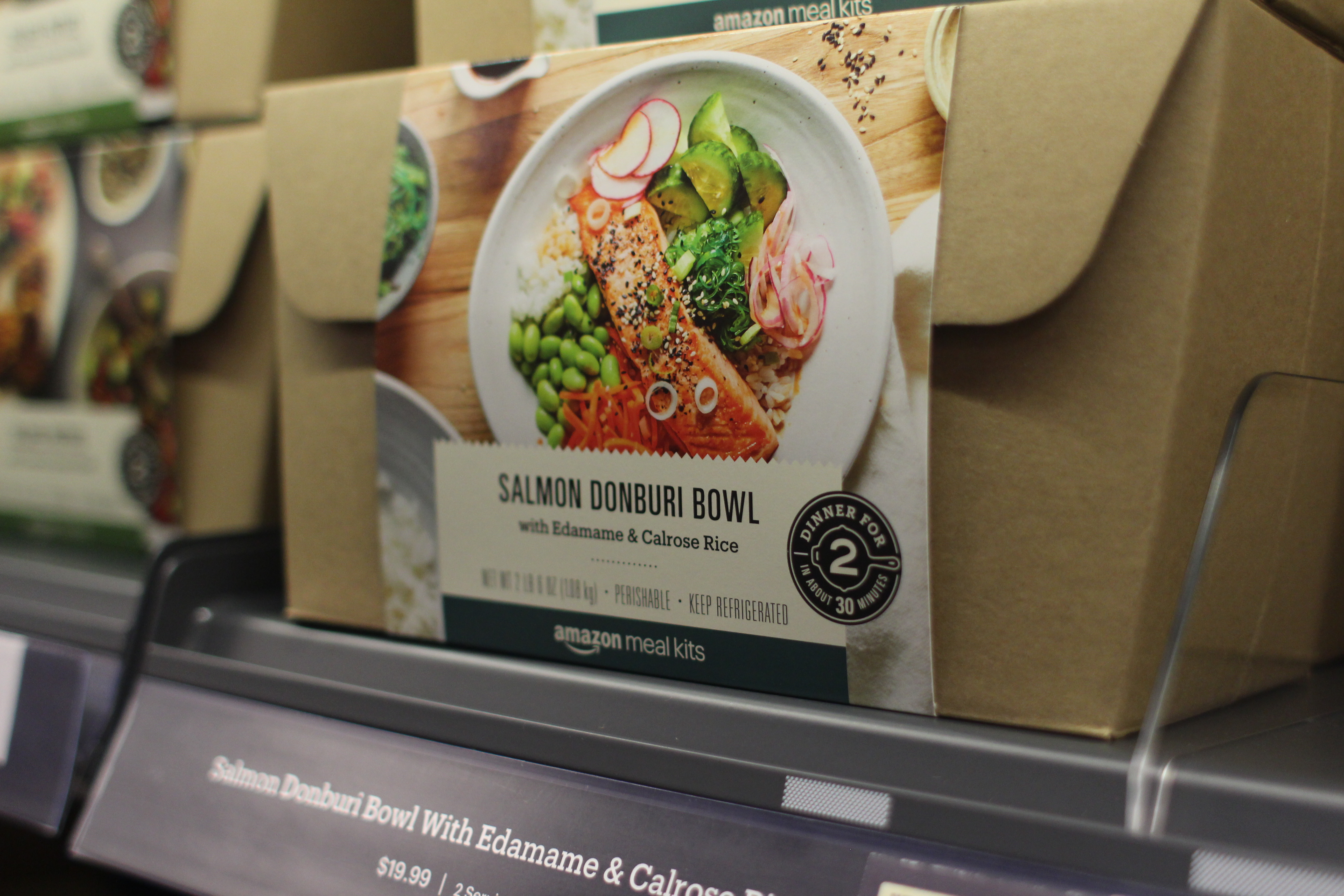 Amazon Whole Foods With Whole Foods Debut Amazon Meal Kits Are Just Getting
