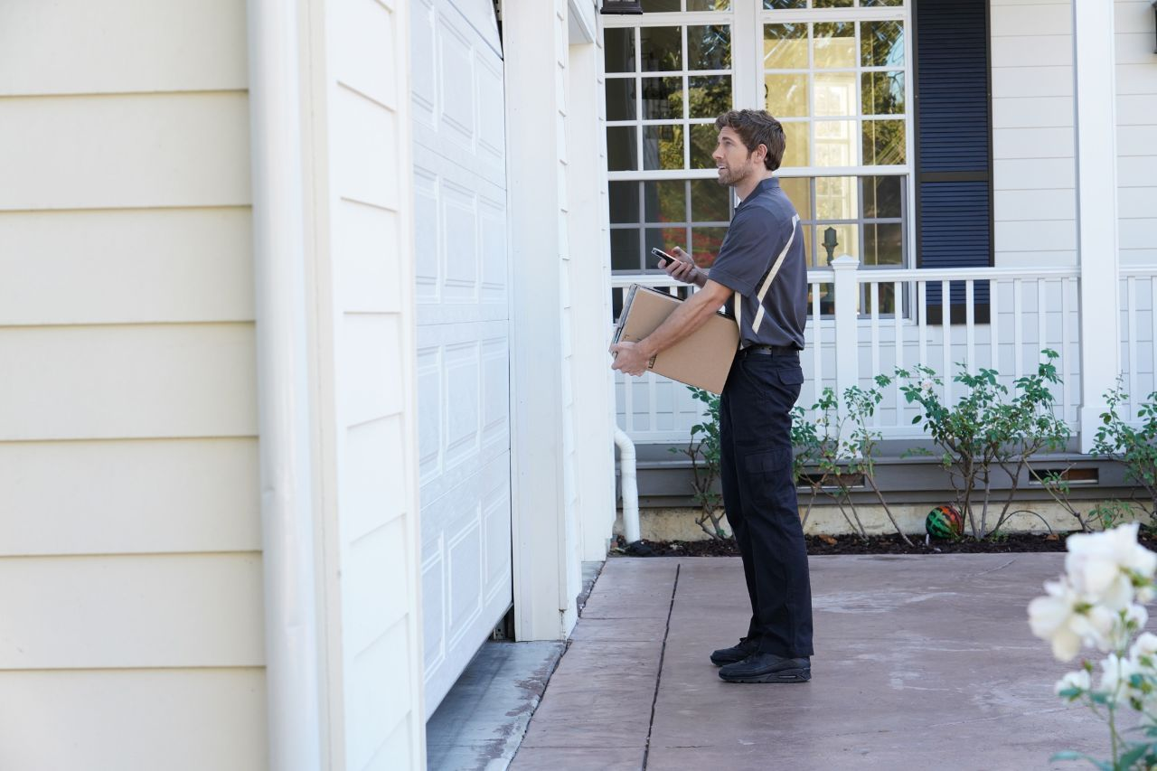 In Home Delivery Amazon Looks To Your Garage As A Key To In Home Delivery The Spoon
