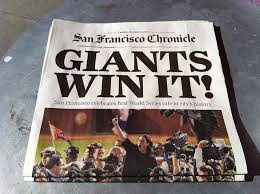 giants sf chron