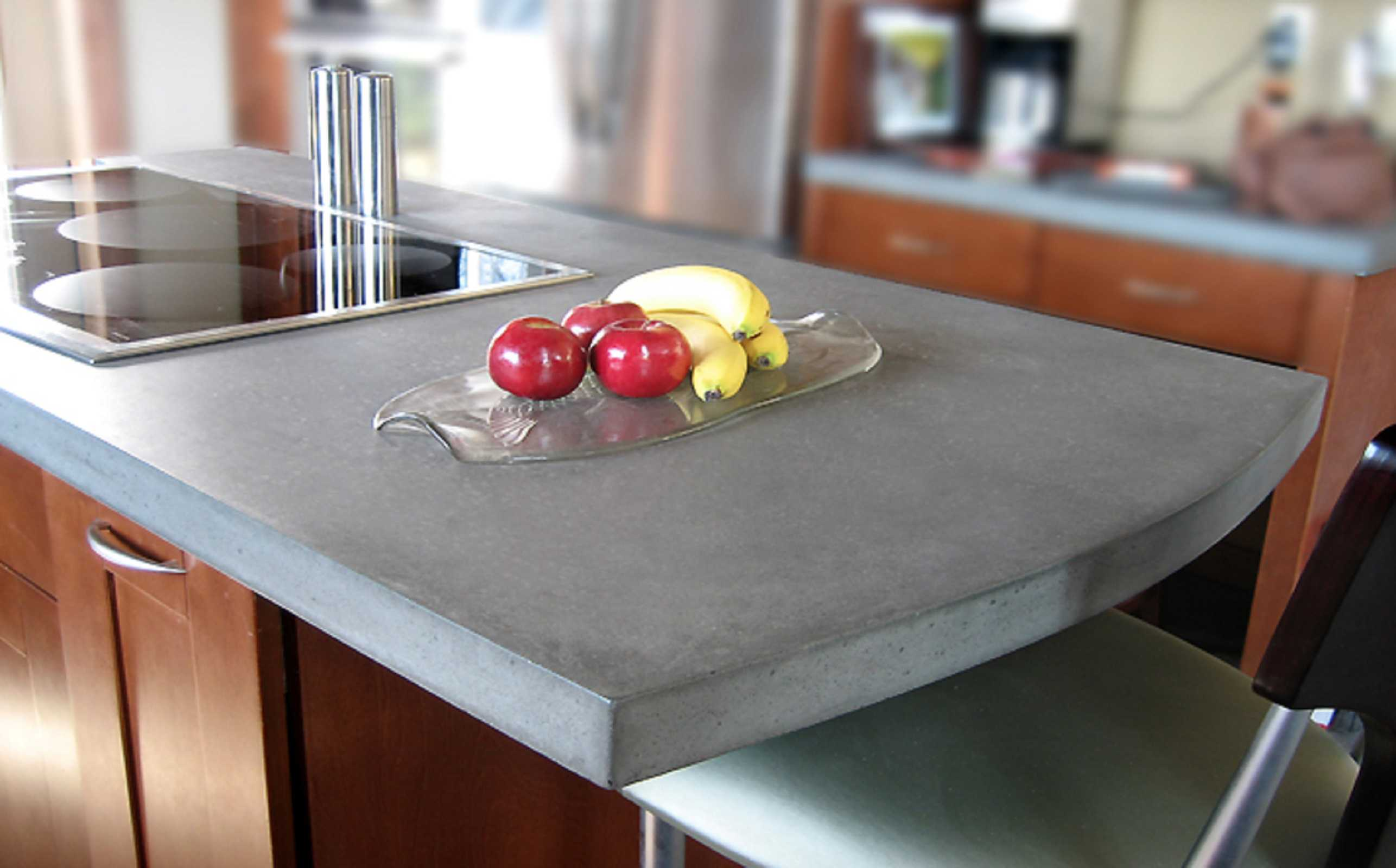 What Kind Of Concrete To Use For Countertops Cleaning Tips For 6 Types Of Stone Countertops