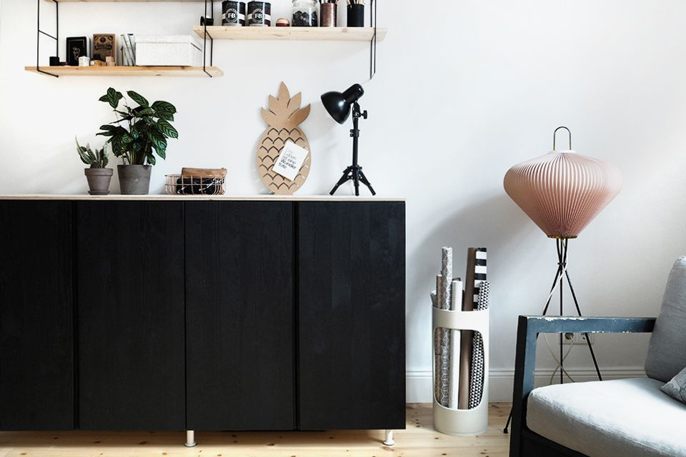 Ikea Hack Sideboard 21 Best Ikea Ivar Storage Hacks