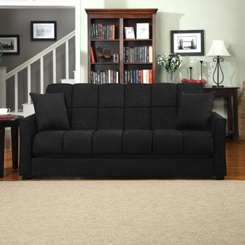 Velour Couch Slim Sleeper Sofas For Apartments And Small Spaces