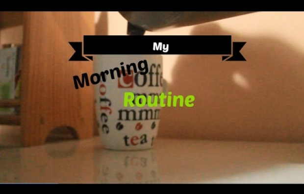 Minimalist Morning Routine