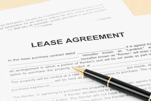 What to Consider Before Breaking a Lease - rent with option to buy contract