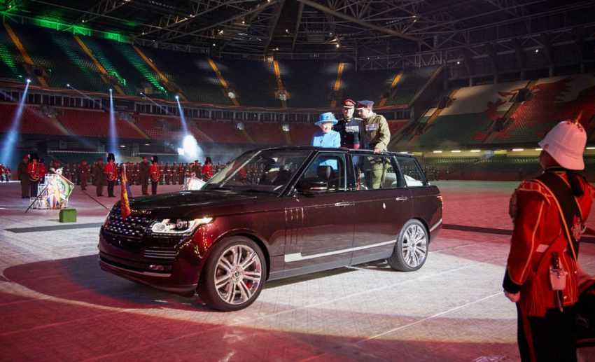 Regal 4x4 Regal Rides: Cars In Queen Elizabeth's Motor Stable | The Star