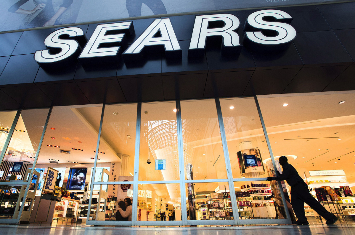 Liquidation Sale Mississauga Sears Sells Stake In 8 Properties But Stores To Stay Open