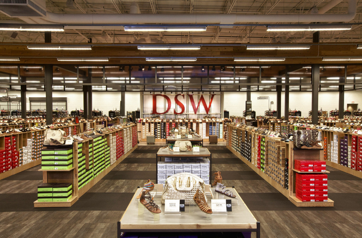 Warehouse Designer Designer Shoe Warehouse Gets Foothold In Canada In August