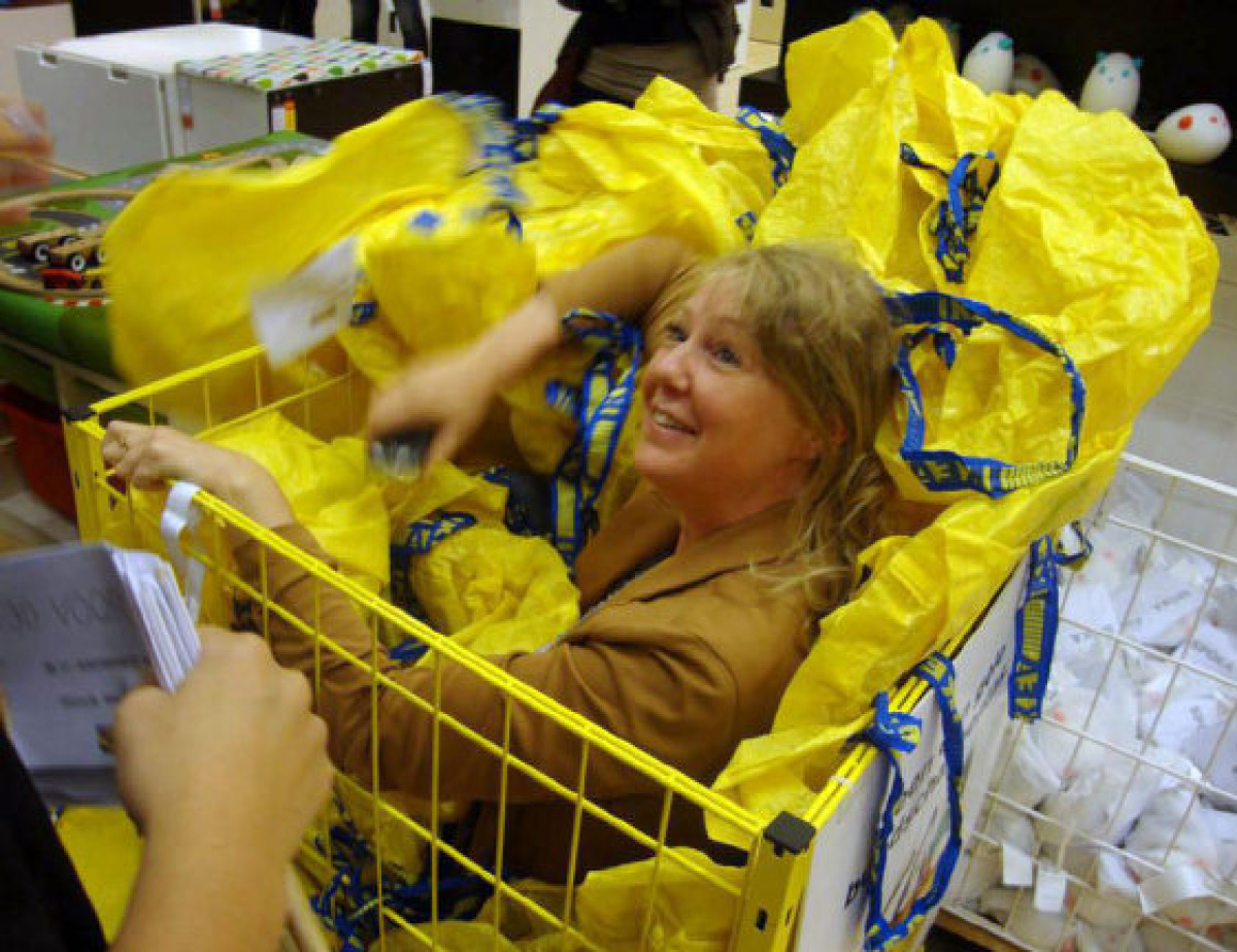 Ikea Beds Thousands Play Hide And Seek In Ikea Stores. What Could Go