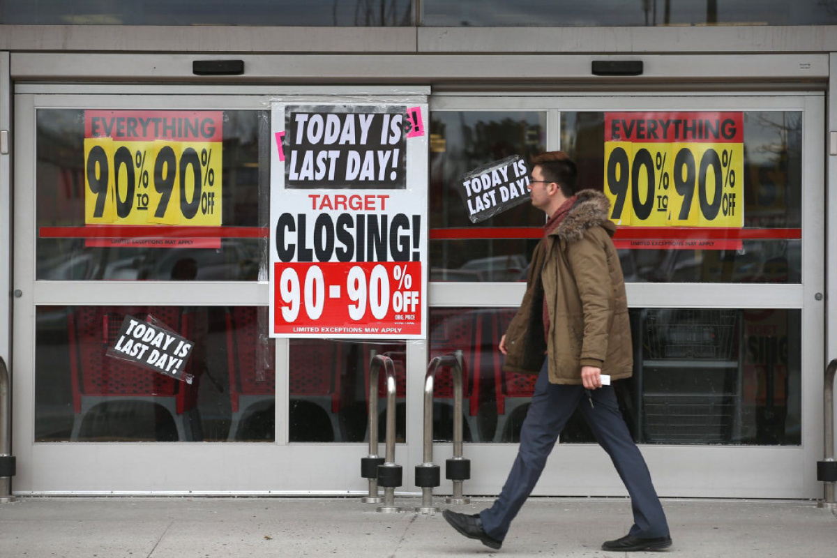 Liquidation Sale Mississauga Last Target Canada Stores To Close April 12 Toronto Star