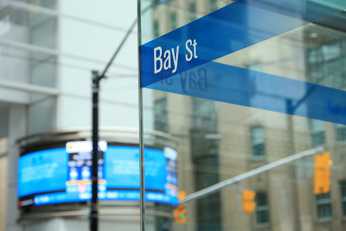 Stock Markets Up Toronto Stock Market Climbs With Help From Oil Loonie