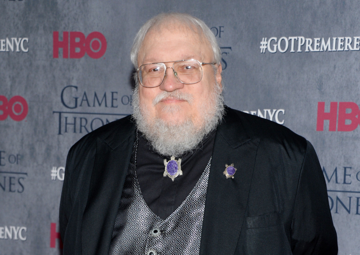 George Rr Martin Libros Game Of Thrones George R R Martin Promises Bittersweet End To Game Of