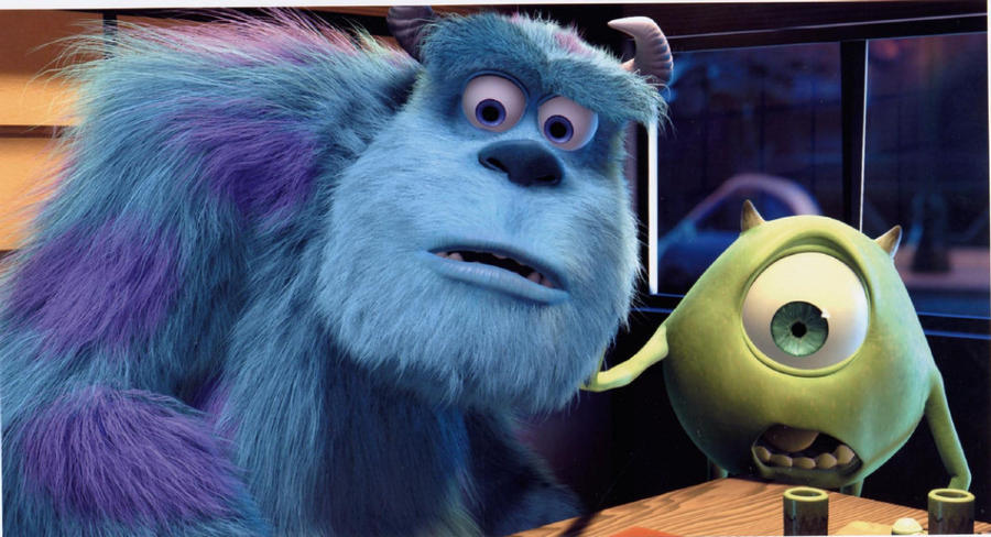 Closet Depth Monsters Inc. 3d Review: Out Of The Closet | The Star