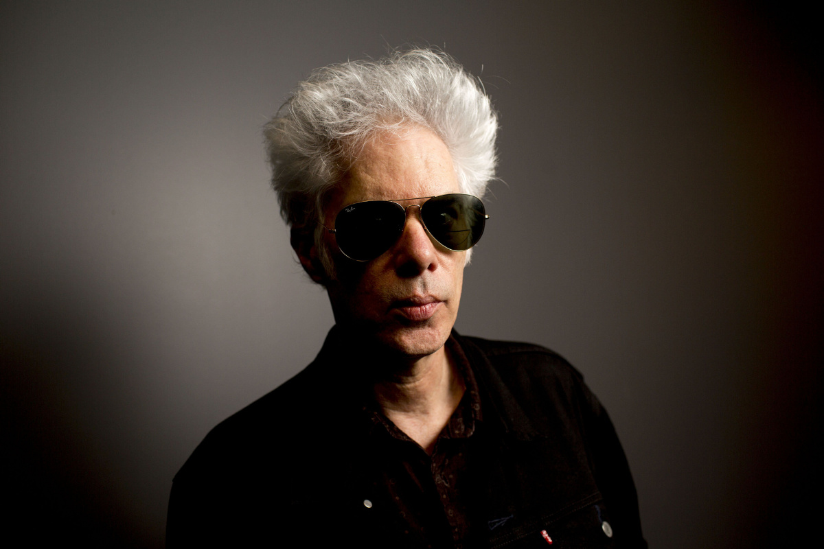 Jim Jarmusch Director Jim Jarmusch Talks About The Joys Of Rocking Out