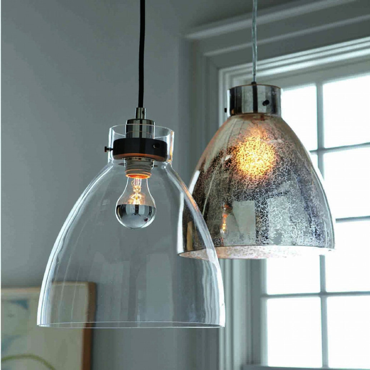 Industrial Chic Lighting Mixing Raw Industrial Design With Comfy Traditional Home