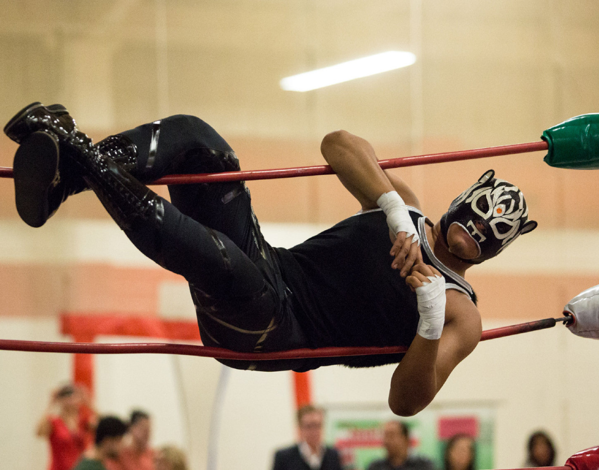 Lucha Libre Real Bringing A Little Lucha Libre Behind The Mask Toronto Star