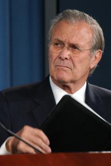 Rumsfeldhubris