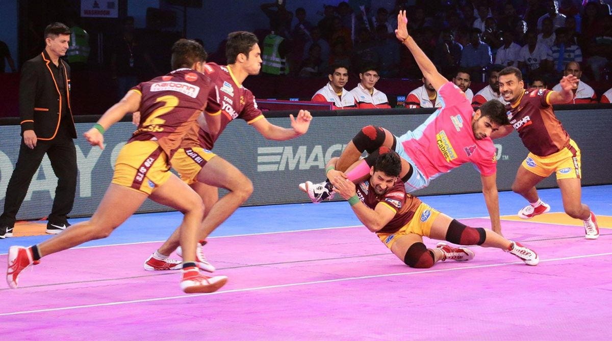 Live Match When And Where To Watch Pro Kabaddi League Season 6 Live Matches