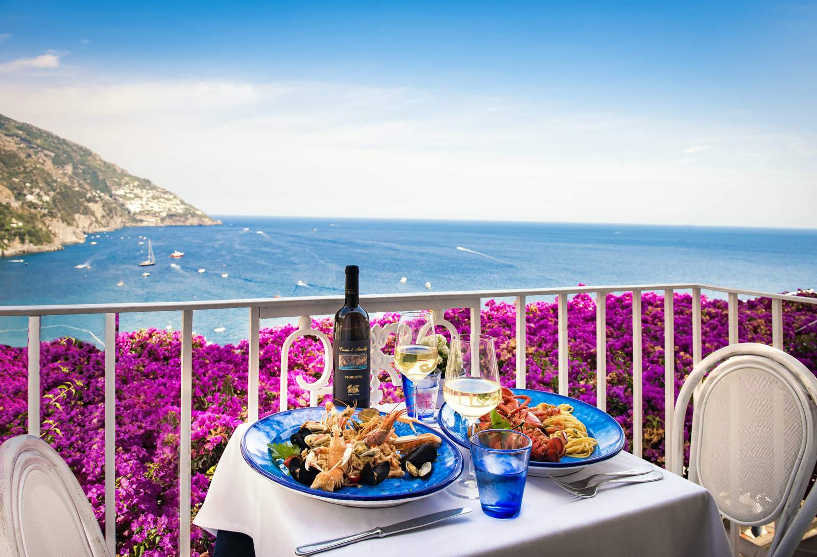 Ristorante Bagni Sant Anna Coffee With A View: Amalfi's Best Cafes | The Stella