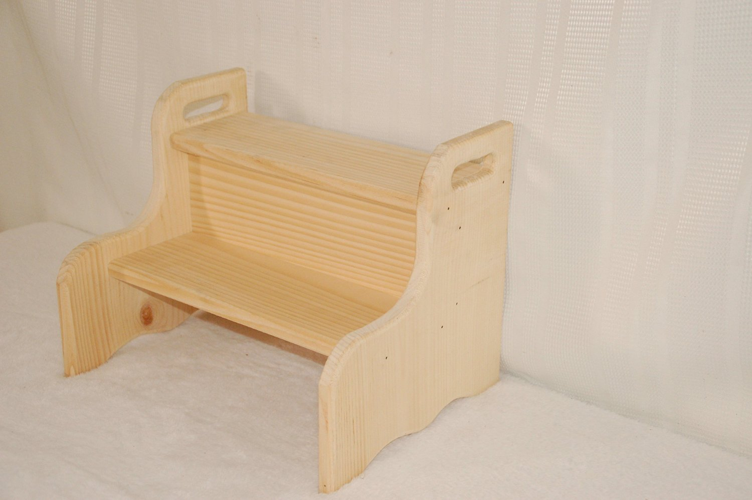 Kids Wooden Stool Unfinished Wooden Step Stools For Kids Thesteppingstool