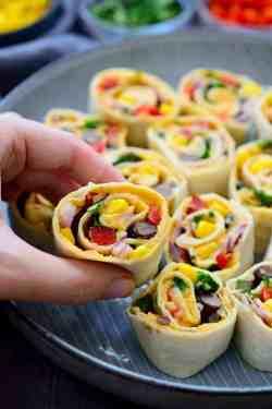 Sparkling Se Mexican Tortilla Roll Ups Are Vegan Make A Easy Snack Vegan Mexican Tortilla Roll Ups Stingy Vegan Vegetarian Mexican Recipes Slow Cooker Vegetarian Mexican Recipes Nz