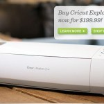 Introducing the Cricut Explore One