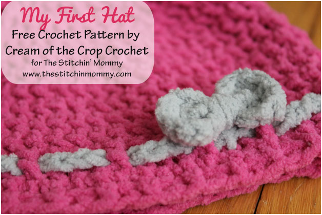 My First Hat – Free Crochet Pattern