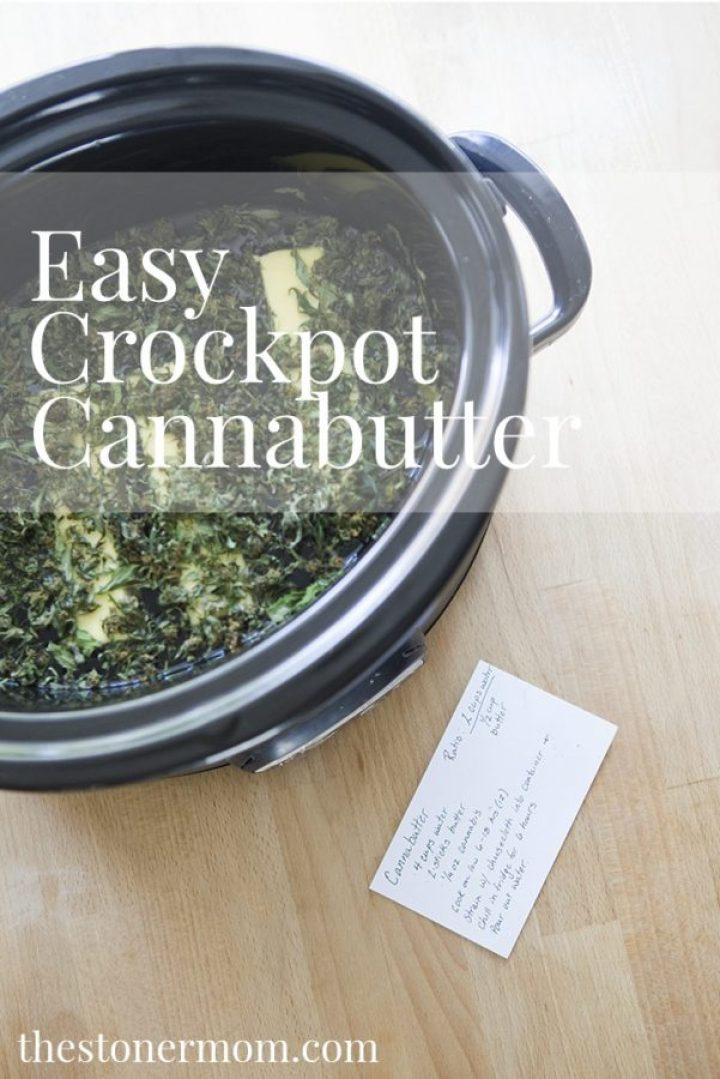 how to cook with cannabutter