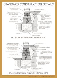 Stone Wall Design and Specifications  The Stone Trust
