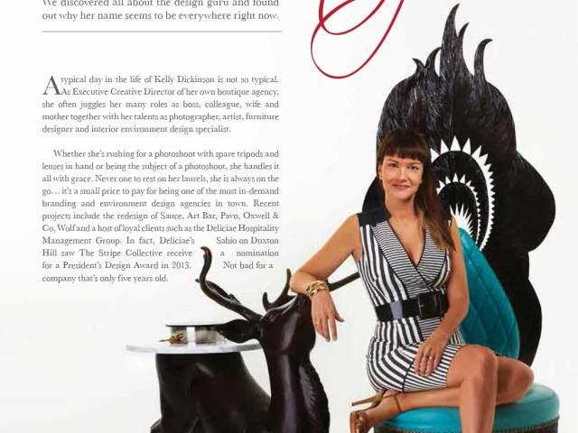 As featured in Living ESP magazine