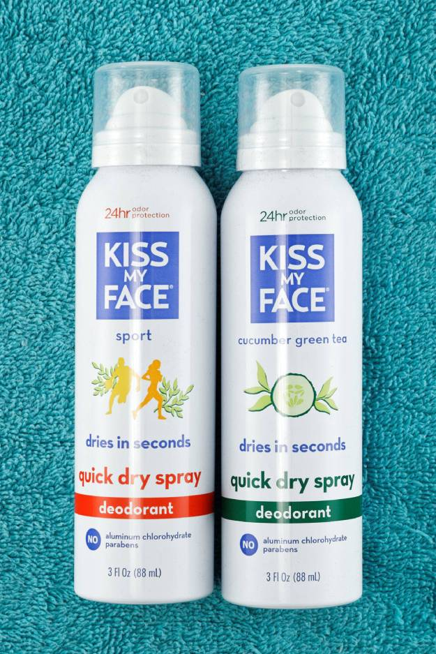 Kiss My Face Quick Dry Deodorant