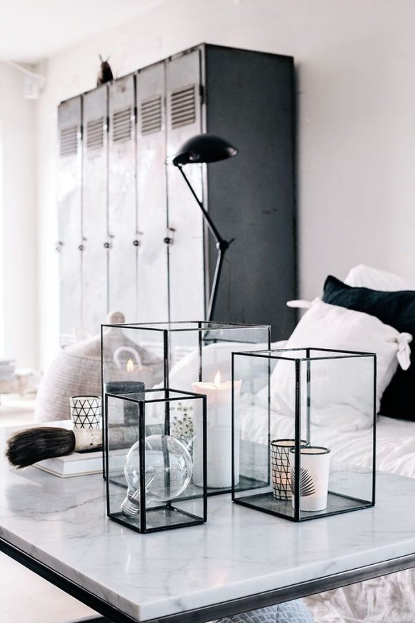 Woonkamer Kast Industrieel De Lockerkast - Thestylebox