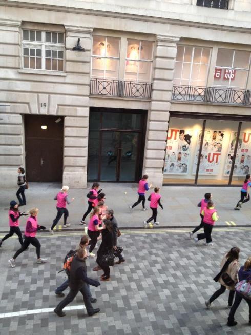 Boutique Sport 'After Dark' Run