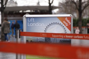 'Lift London' experience
