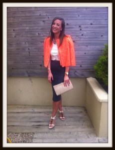 Outfit Diaries: Colour Pop