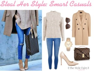 Steal Her Style: Smart Casuals