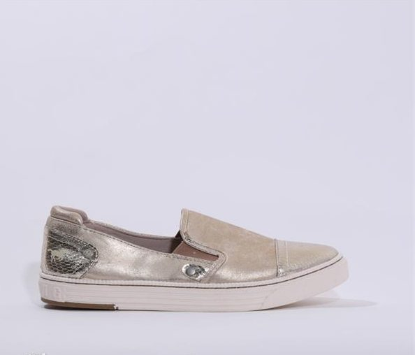 Mustang Plimsoll, €49.95 Shop HERE (Also come in silver - This style is SO me, such a wearable, comfy shoe and still so stylish)