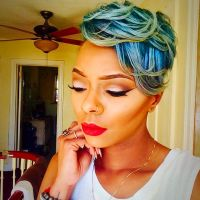 Even More Hair Color Combinations On Black Women That Will Blow Your Mind