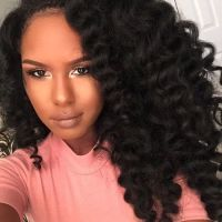 2015 Fall & Winter 2016 Hairstyles for Natural Hair