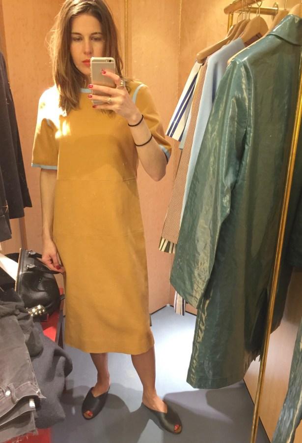 Castle Dress, $388