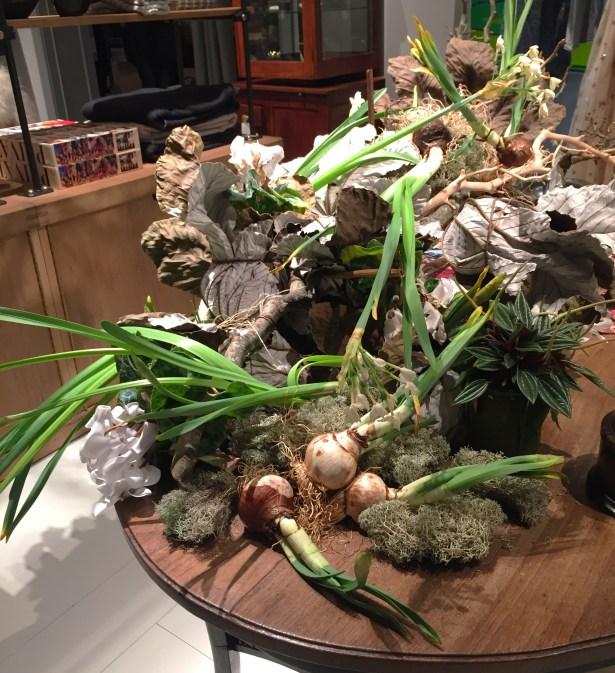 Turnips as a centerpiece? If Gwyneth says so...