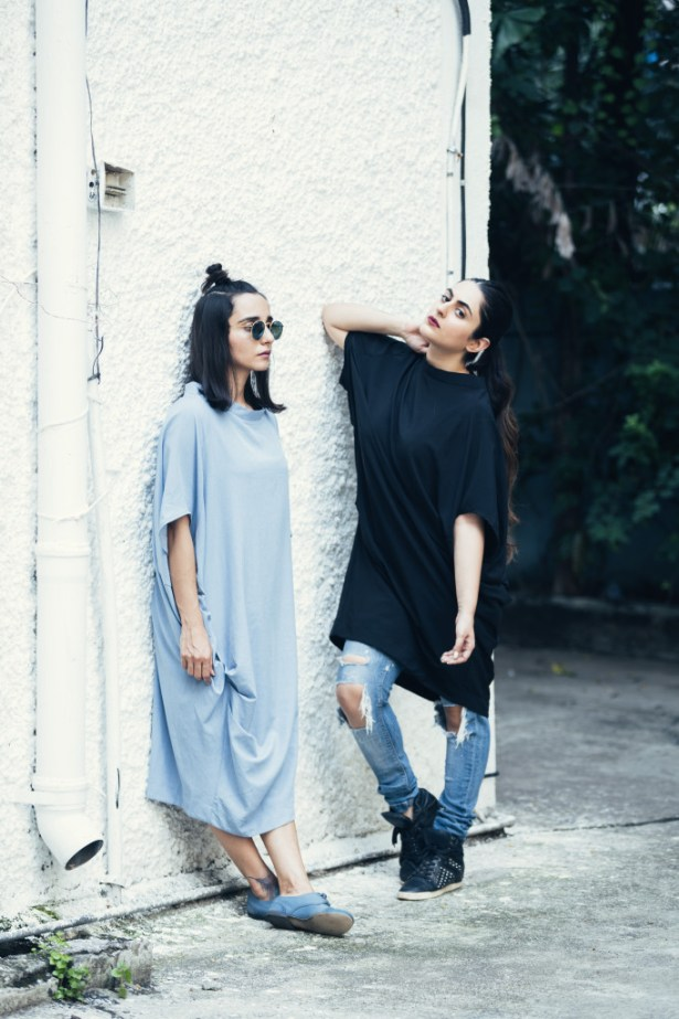 The women behind the Indian fashion blog Love and Other Bugs