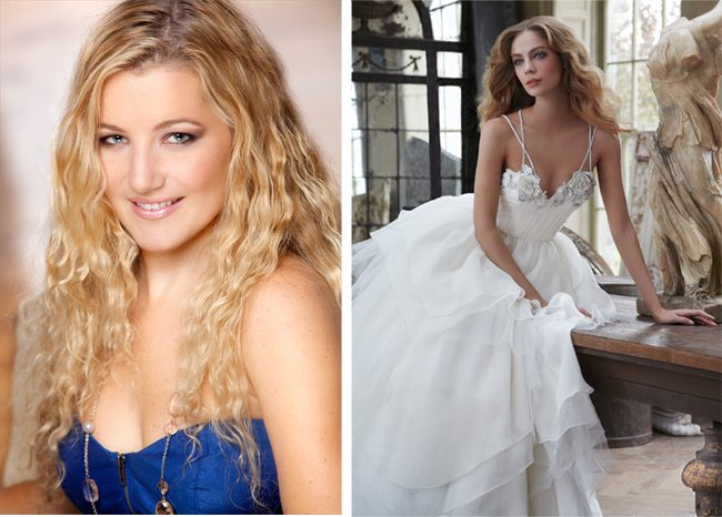 Fashion Profile: Hayley of Hayley Paige Bridal