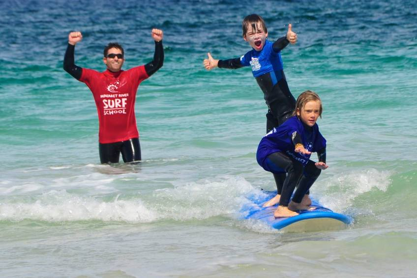 The Style Trust Winter School Holiday Activities for Kids in the South West_Margaret River Surf School