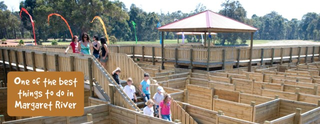 The Style Trust Winter School Holiday Activities for Kids in the South West_Yallingup Maze