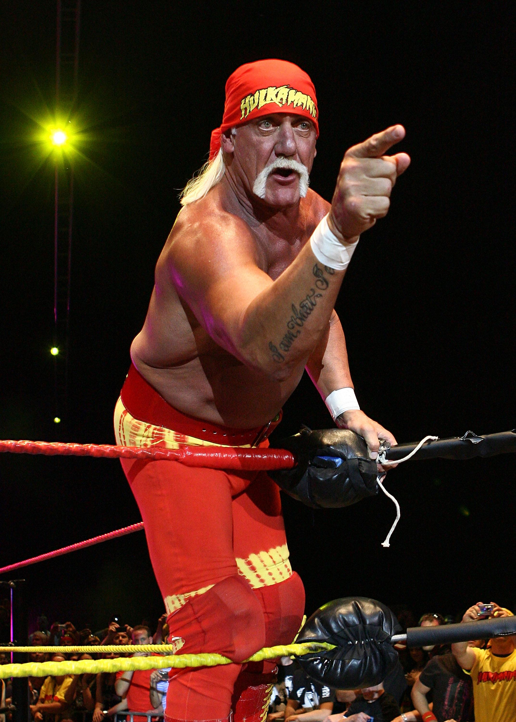 Hulk Hogan 2017 Wwe Latest News Legend Hulk Hogan Set For Shocking Wwe