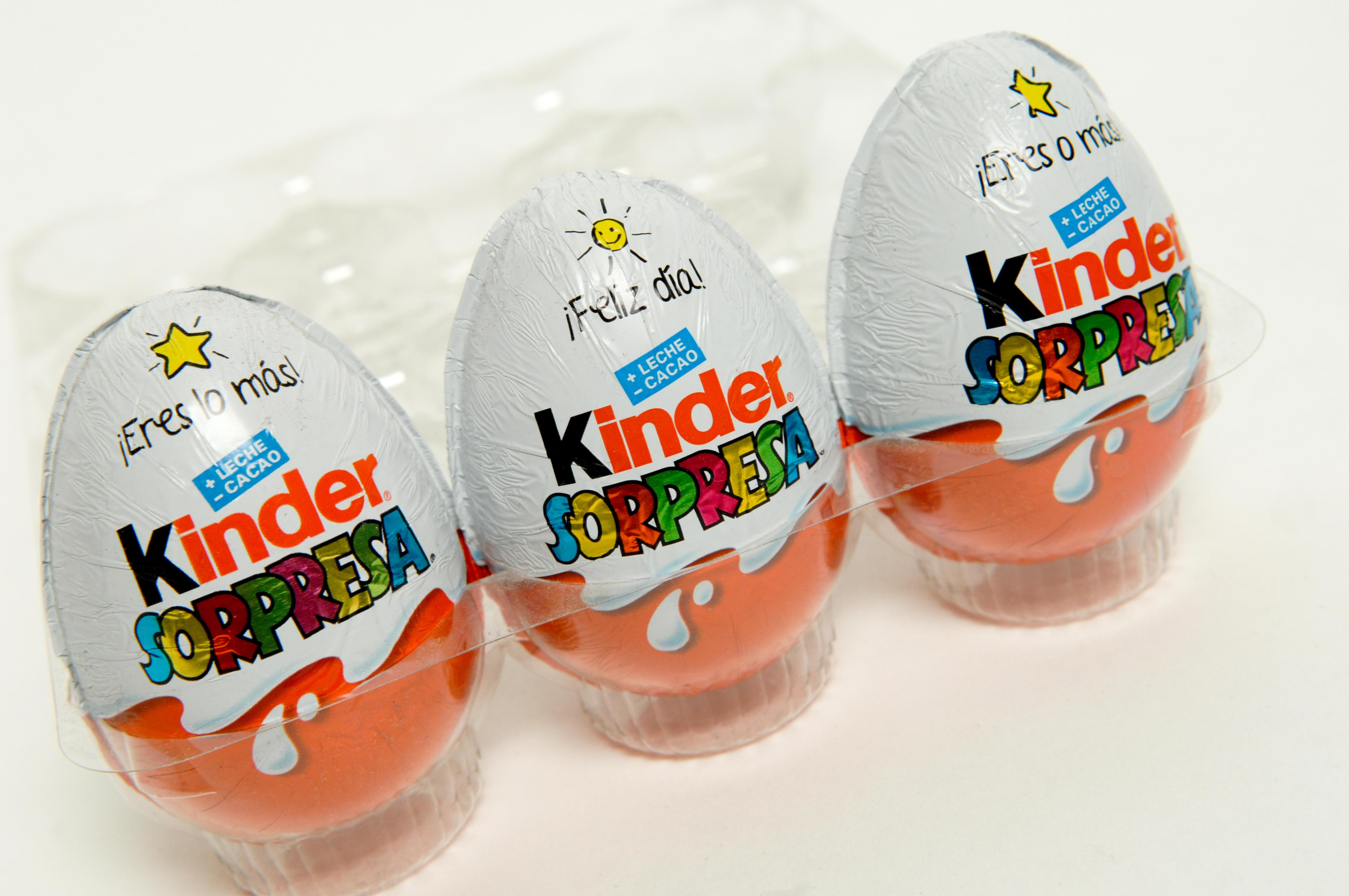 Kinder Egg Illegal Why Are Kinder Eggs Banned In The Us And Are The Chocolates