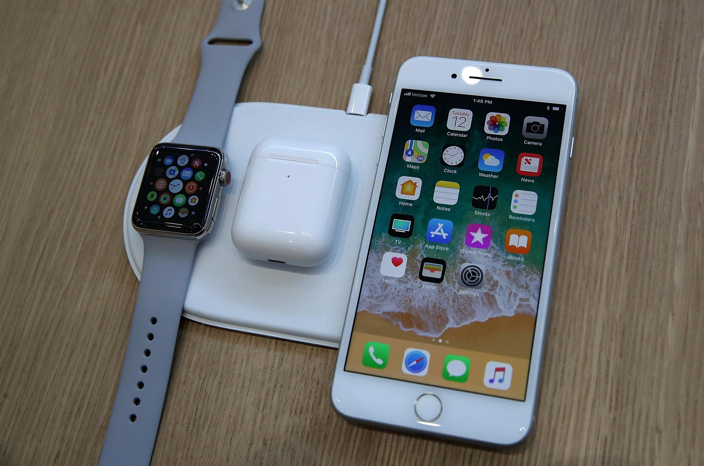 Wireless Charging Iphone Iphone Wireless Charging How Does It Work And What Are The Best